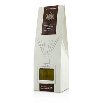 Lampe Berger Cube Scented Bouquet Amber Powder/4 2oz